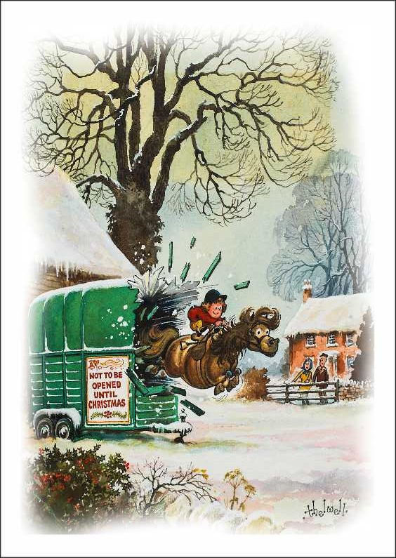 Can't Wait_Norman Thelwell