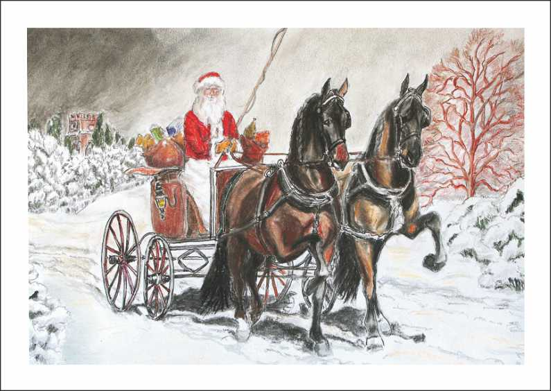 Christmas Delivery_Jane Davies