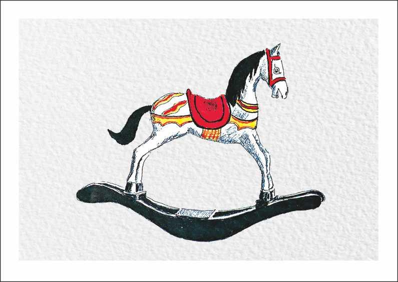 Rocking Horse_Jane Davies