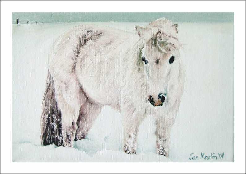 White Christmas_Jan Martin