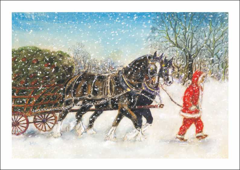 Yuletide Delivery_Jane Davies